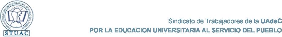 STUAC :: Sindicato de Trabajadores de la UAdeC